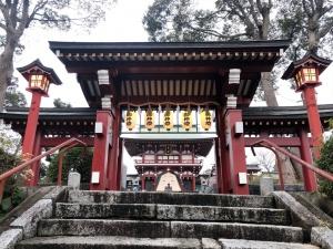 篠崎八幡神社(福岡県北九州市小倉北区篠崎)