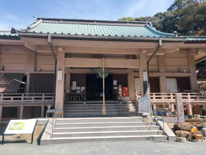 鎮国寺(福岡県宗像市吉田)