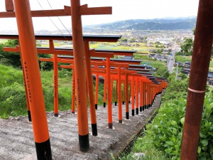 浮羽稲荷神社(福岡県うきは市浮羽町)