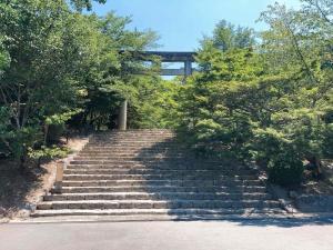 宝満宮竈門神社(福岡県太宰府市内山)